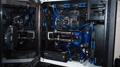 jk184's Completed Build - Core i7-6800K 3.4GHz 6-Core, GeForce GTX 1080 8GB Founders Edition (2-Way SLI), 760T White V2 ATX Full Tower - PCPartPicker
