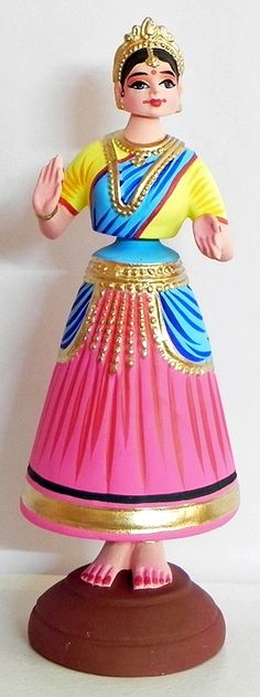 Dancing Doll of india