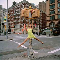 The Ballerina Project -- I absolutely adore this piece.  I love the power and dynamics of this shot.