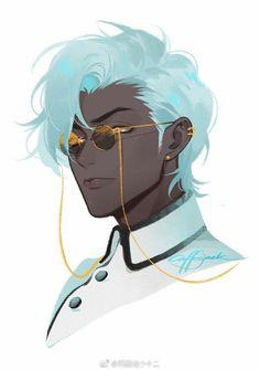 Cartoon Kunst, Anime Kunst, Art Anime, Cartoon Art, Anime Boy Drawing, Fantasy Character Design, Character Drawing, Character Design Inspiration, Black Anime Characters