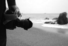 Consigli per la cura della vostra macchina fotografica in spiaggia - TuristaGratis