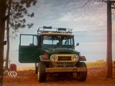 Taking a Fj Toyota - camping & 4wding :-)