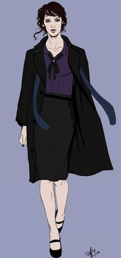 genderbent Sherlock is awesome.  And I'm totally wearing this.
