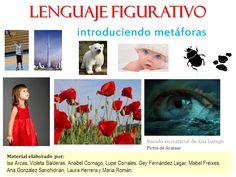 Lenguaje figurativo :El sonido de la hierba al crecer