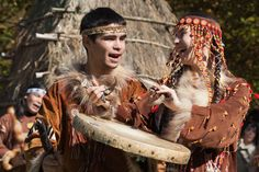 indigenous people of russia   In the village of Kainyranthe you will witness a colourful Koryak ...