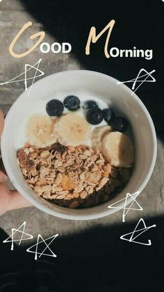 Breakfast # Food and Drink ideas fitness Account Suspended Tumblr Food, Healthy Snacks, Healthy Recipes, Free Recipes, Good Food, Yummy Food, Aesthetic Food, Food Inspiration, Inspiration Fitness