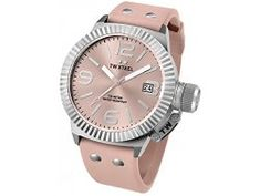 TW Steel TW540 Canteen Womens Watch – Pink Dial