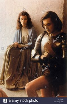 Lancelot Du Lac 1974 Real : Robert Bresson Collection Christophel Stock Photo, Royalty Free Image: 101886534 - Alamy