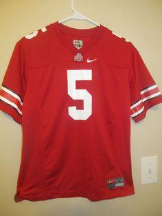 0641d0a27 NIKE Ohio State Buckeyes football jersey - Youth Large  Nike   OhioStateBuckeyes