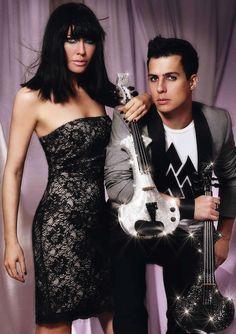 Linzi Stoppard FUSE Violin Band Concert.