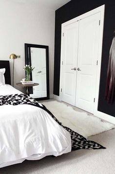 Boutique Hotel Inspired Bedroom Makeover | Frock Files