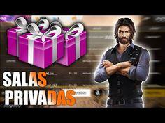 SALAS PRIVADAS EN FREE FIRE Con Premios Al Ganador (Región Sudamérica) -...