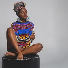 African Queen Head Wrap