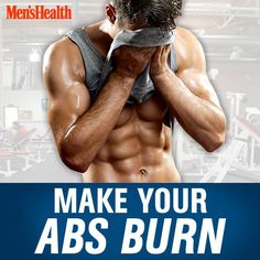 Try this workout to hit every #muscle. #workout #exercise http://www.menshealth.com/deltafit/make-your-abs-burn