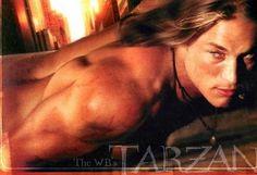 Travis Fimmel as Tarzan 2003