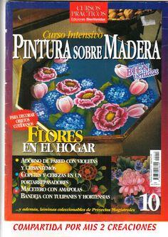 Curso Intensivo Pintura Sobre Madeira Nº 10 - Mary. XX - Álbumes web de Picasa