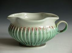 Emily Reason. I have one very similar to this. #ceramics #greenvillesc #joelwilkinson