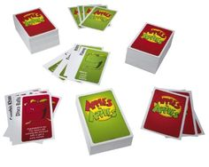 Apples To Apples - On The Go