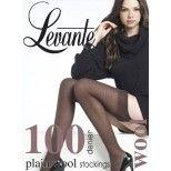 Levante Plain Wool Stockings