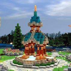 Minecraft Tv, Minecraft Medieval, Amazing Minecraft, Minecraft Construction, Minecraft Survival, Cool Minecraft Houses, Minecraft Blueprints, Minecraft Crafts, Minecraft Buildings