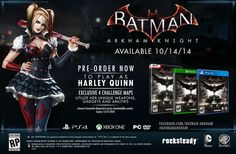 Batman Arkham Knight | Batman: Arkham Knight Might Be Arriving On October 14