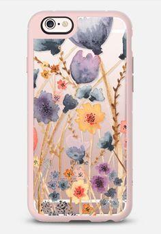 floral field iPhone 6s case by Ashley Lynn Kesler   Casetify