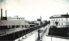 Legnano, Istituto Carlo Dell'Acqua, via Bernocchi e accanto parte dell'ex cotonificio di Legnano.