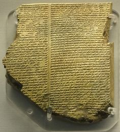 Library of Ashurbanipal The Flood Tablet - Library of Ashurbanipal - Wikipedia, the free encyclopedia