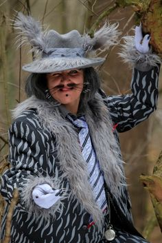 """Herr Wolf """"Into the Woods"""" Cosplay (Johnny Depp)"""
