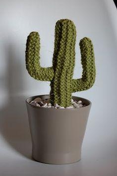 Cactus Crochet #craft