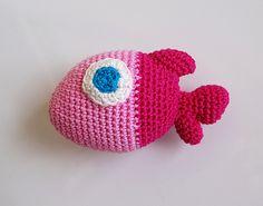 MyGurumi: Chubby Fish PATTERN