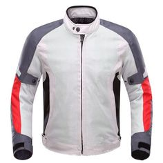 92.00$  Buy now - http://aliv9l.worldwells.pw/go.php?t=32646635800 - DUHAN 2016 new summer mesh motorcycle jacket racing jacket Men's road cycling jacket