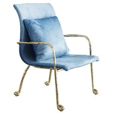 Baron Armchair | From a unique collection of antique and modern chairs at http://www.1stdibs.com/furniture/seating/chairs/