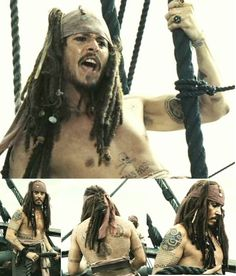 Jack Sparrow (captain) - Pirates of the Caribbean: At World's End