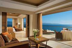 Now Amber Resort & Spa, Banderas Bay, Puerto Vallarta. #VacationExpress