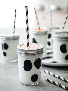 Capture the spirit of the holiday with these frightfully delightful party ideas.