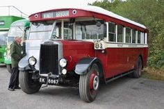 A Santus bodied Leyland TS4 - Wigan Corporation 81