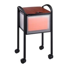 File Carts – Ultimate Office Bush Office Furniture, Commercial Office Furniture, Grey Laminate, Polycarbonate Panels, Small Closet Organization, School Organization, Small Closets, Hanging Files, Coastal Furniture