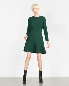 Image 1 of SKATER DRESS from Zara