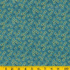 Premium Quilt Fabric- Stone Hill Daisy