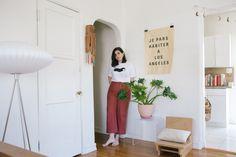 The Artist Series Steven Alan, Amelia, Home And Living, Living Spaces, Female, Instagram Posts, Artist, Fashion Design, Ideas Para