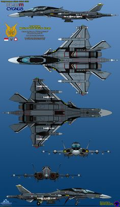 Continuing the Cygnus variant... IFX-35M (Sea) Cygnus,is a four-seat twin hybrid scramjet-turbofan engine(formerly the Multimission Maritime Aircraft or MMA) military aircraft developed...