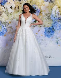 Coming soon to Spotlight! #SpotlightBridal Formal Dresses For Weddings, Prom Dresses, Wedding Dresses, Wear Store, White Gowns, White Fabrics, Lace Applique, Wedding Bridesmaids, Formal Wear