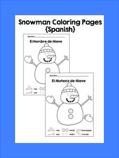 This is a fun coloring activity that children in younger grades enjoy.