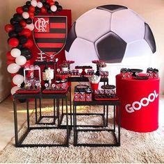 Boy Birthday, Birthday Parties, Cute Cartoon Girl, Candy Table, Christening, Party Time, Balloons, Birthdays, Soccer