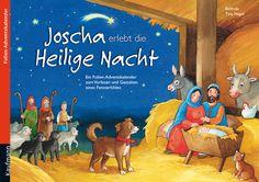 4 Jahre: Joscha erlebt die Heilige Nacht - Kinderbuchausstellungen - Kinderbücher - Smalland-Markgrafen Versand