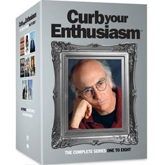 BARGAIN Curb Your Enthusiasm – Complete HBO Season 1-8 [DVD] JUST £47.70 At Amazon - Gratisfaction UK Bargains #bargains #dvd