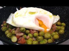 Cocina Muy Sencilla: GUISANTES CON TOCINO IBÉRICO