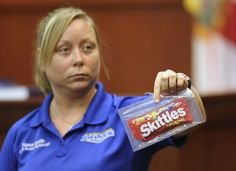 #TrayvonMartin shot dead...over a bag of #Skittles. What we've learned from the tragic event...
