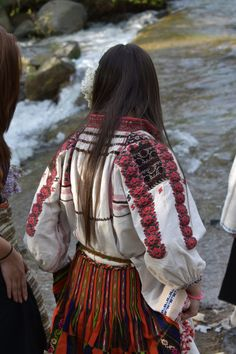 Bulgarian folk costume of Pleven Costumes Around The World, We Wear, How To Wear, Chain Stitch Embroidery, Folk Costume, Historical Costume, Bulgarian, Character Outfits, Ethnic Fashion